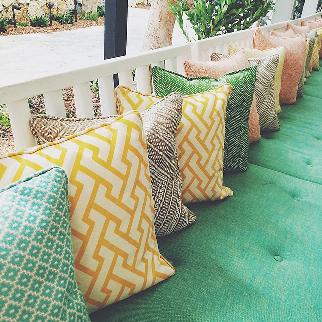 Pastel pillows | deco vibes