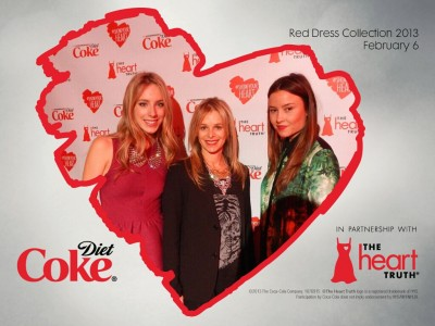 fashion coverage for diet coke