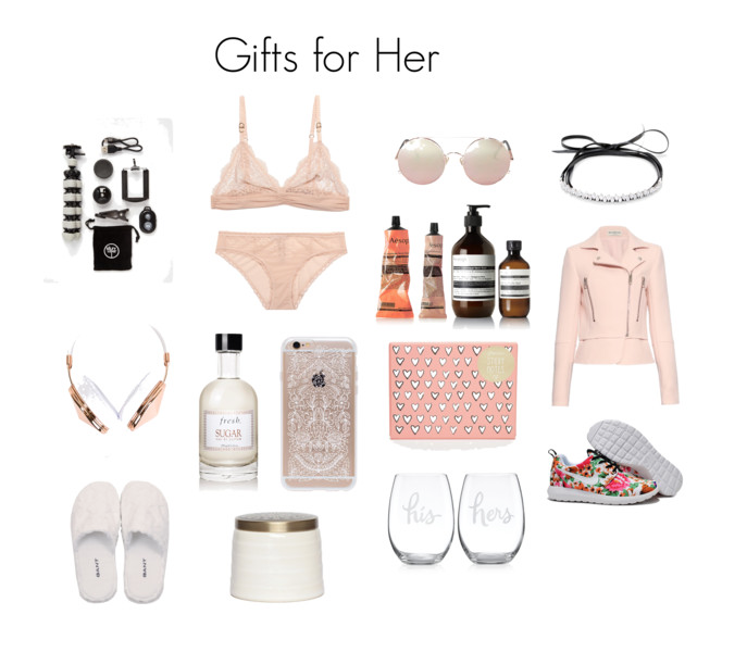 Creative valentine 39 s day gifts for her for Valentine present for her