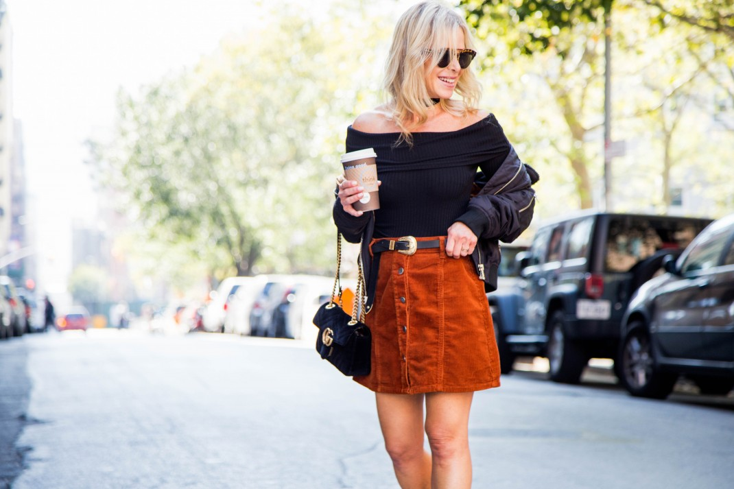 A Fall outfit to wear