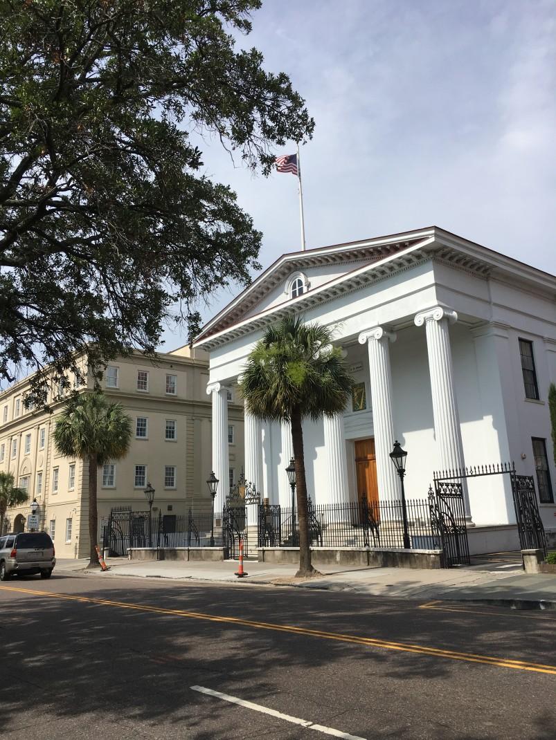 historic tour of Charleston