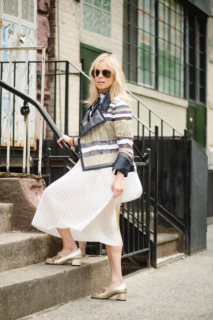 fashion's favorite skirt length