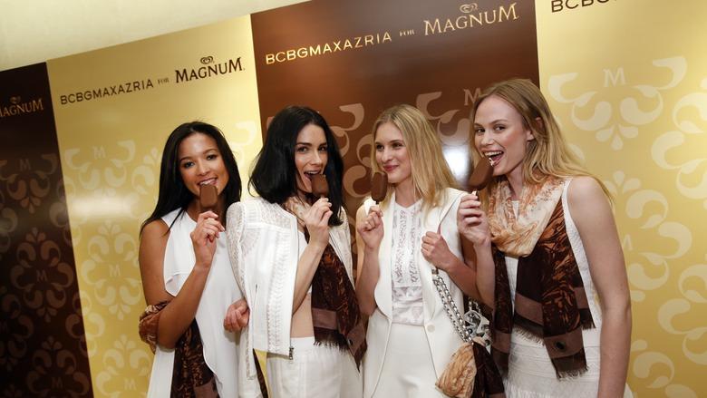 Magnum Ice Cream BCBG