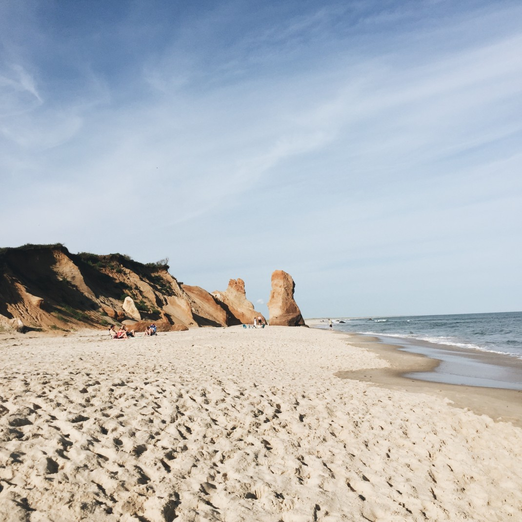 lucy vincent beach, summer weekend