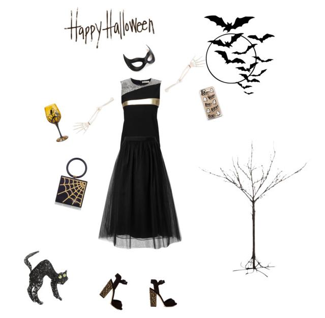 last minute halloween costume idea