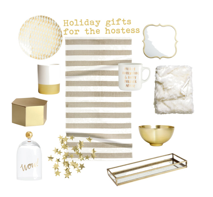 holidays gifts for the hostess