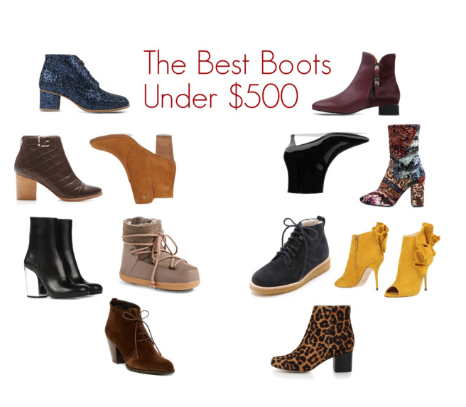the best boots under $500