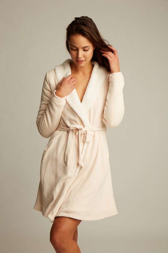 The Lemon Collections robe