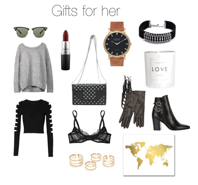 Holiday Gift Guide for the girl who has everything