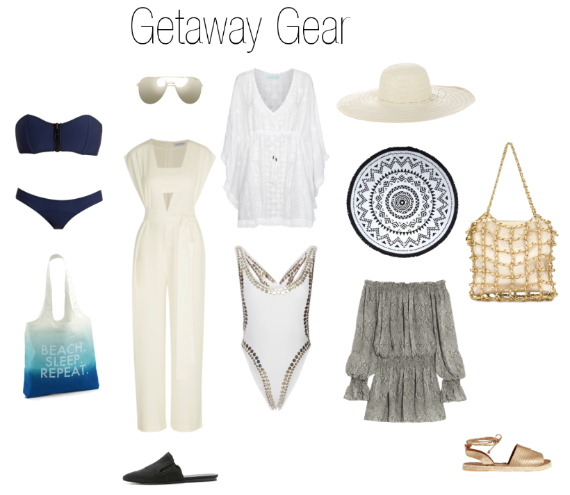 what to pack for a beach getaway