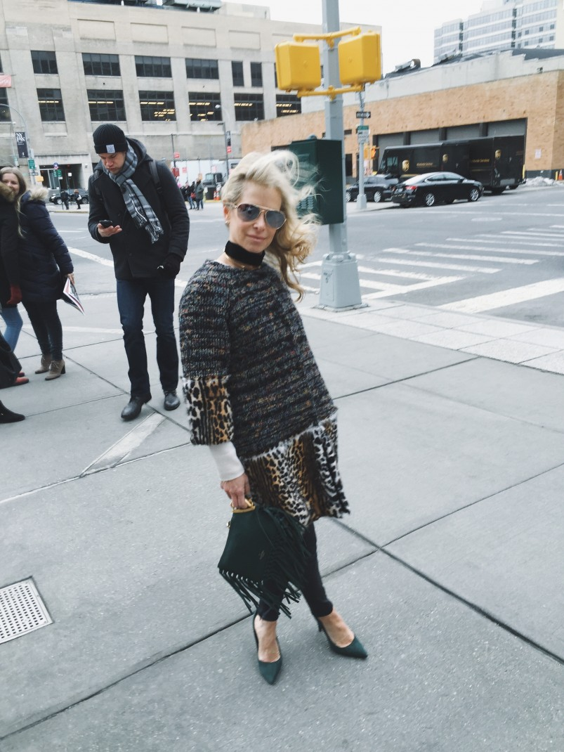 NYFW with Village Luxe