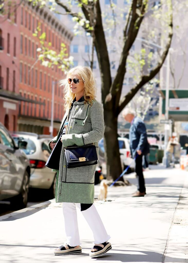 The Must have jacket for spring