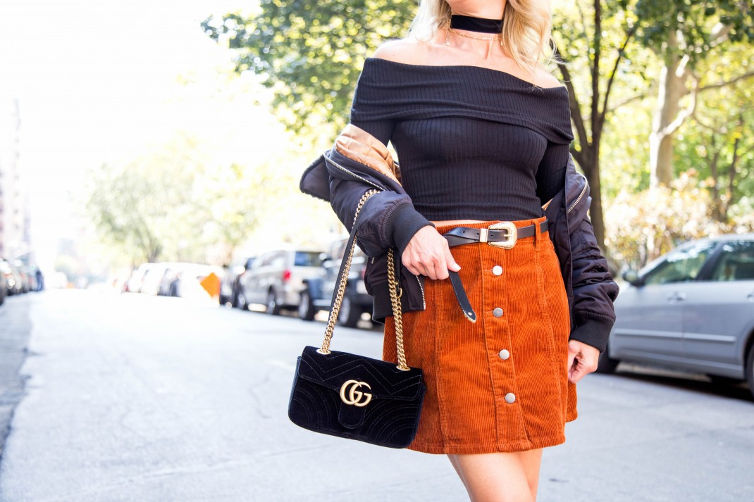 A Fall outfit to wear now