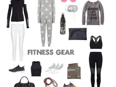 Smart fitness gear