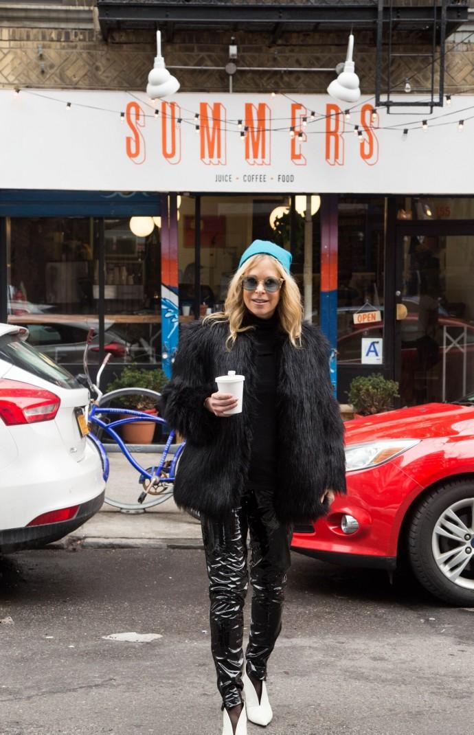 New York Fashion Week Diaries Day One