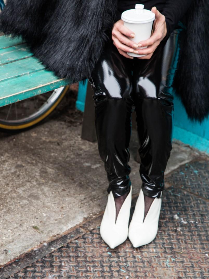 New York Fashion Week diaries Day