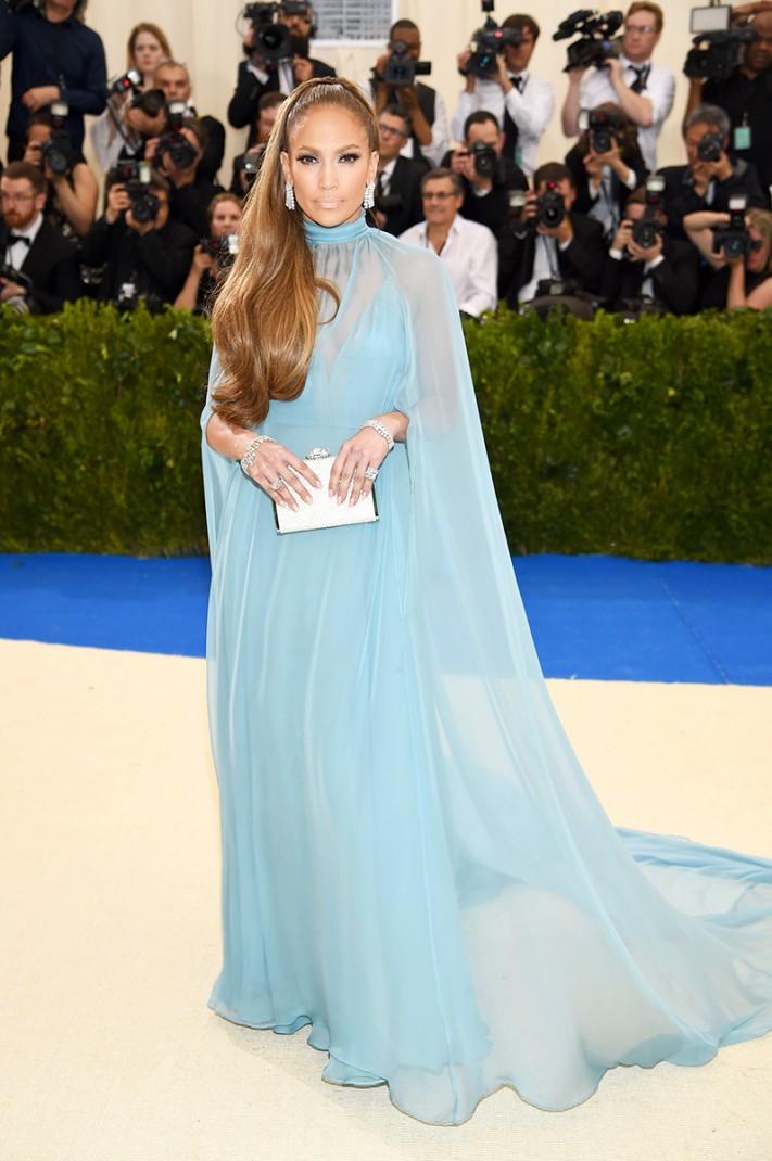 Met Gala Jennifer Lopez