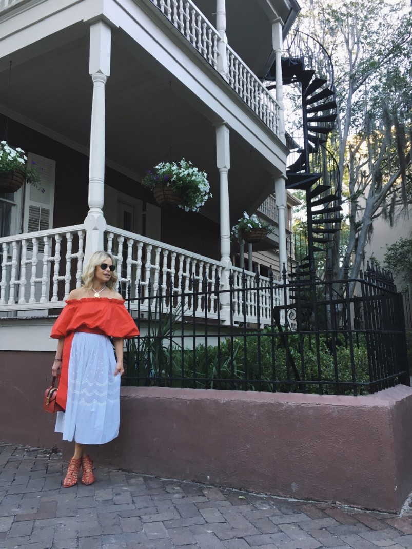 what to wear in Charleston