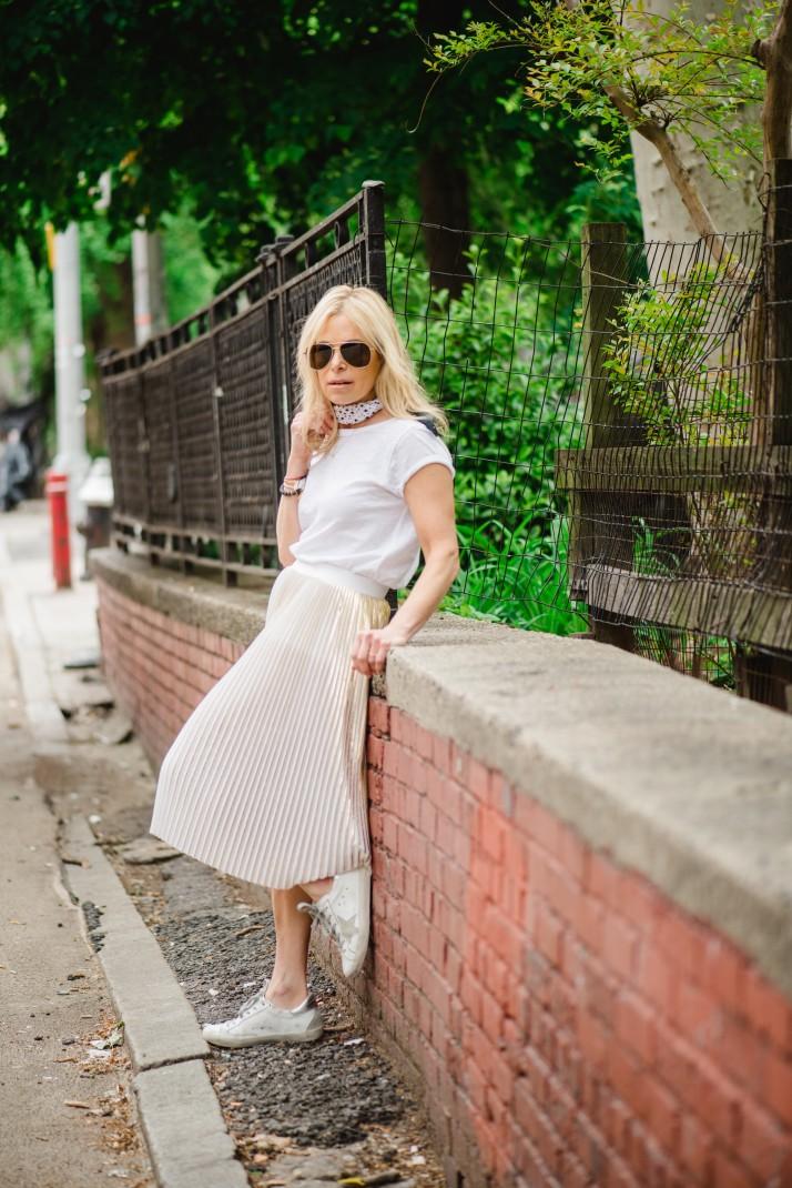 fashion's favorite skirt length