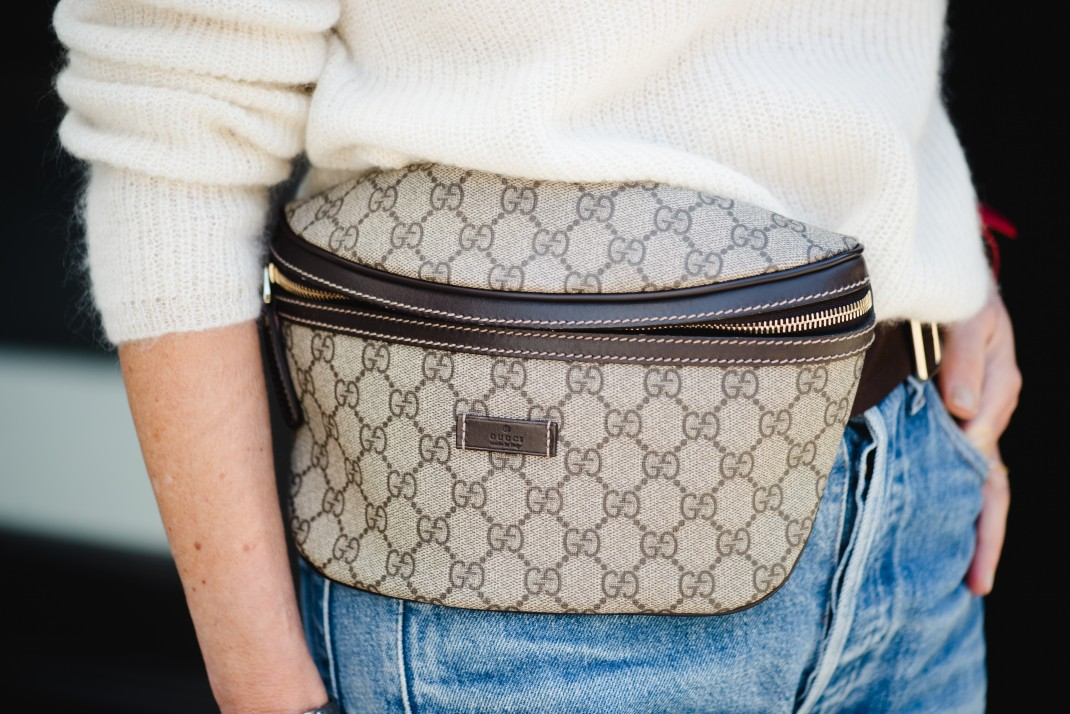 Gucci fannypack