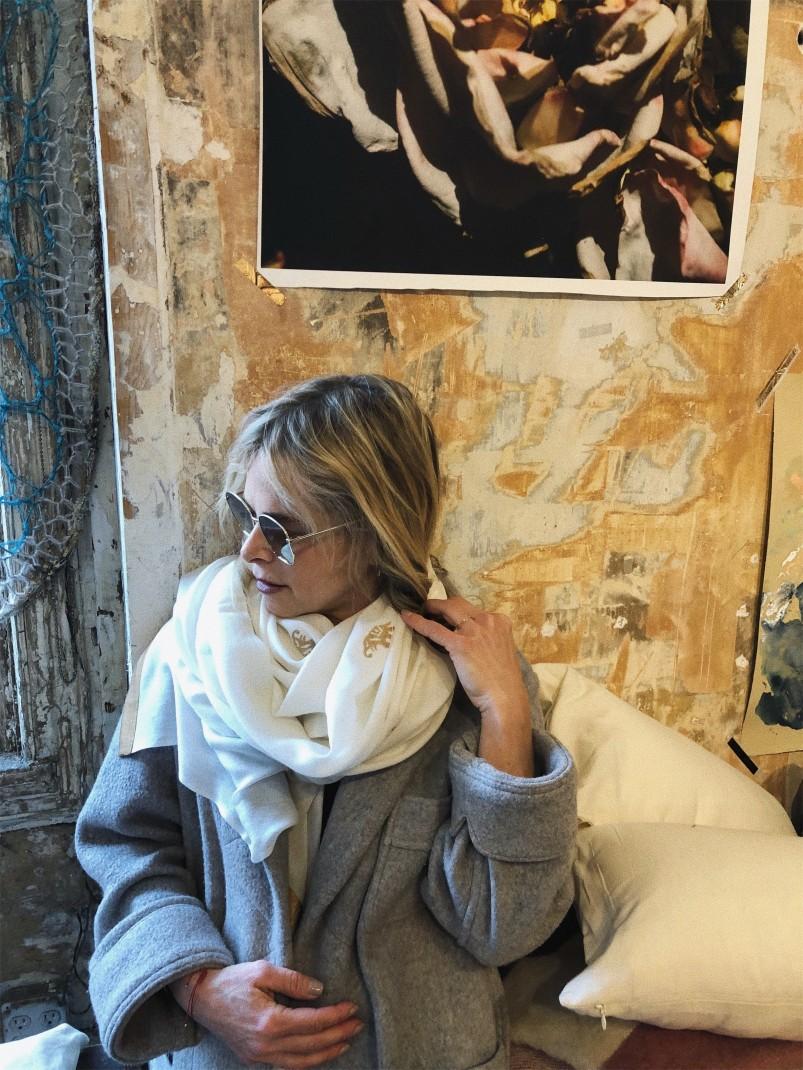 shawls by sonika
