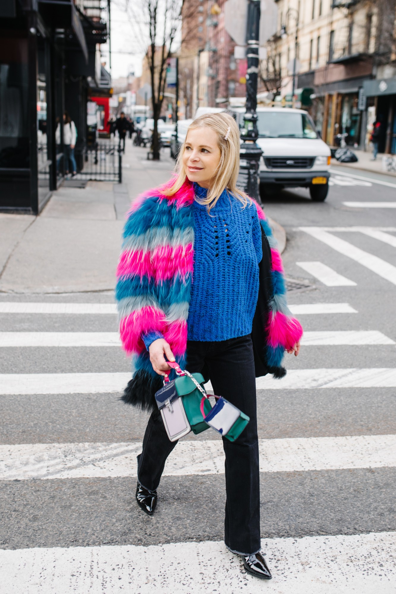 adding a pop of color to your wardrobe