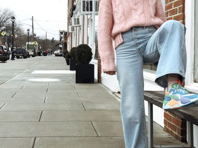 spring forward with pastels